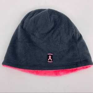 Under Armour Winter Hat Breast Cancer Awareness